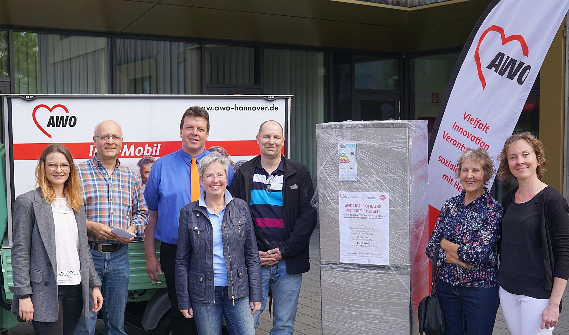 Amica Kühlschrank Expert : Aktuelles stromspar check in der region hannover